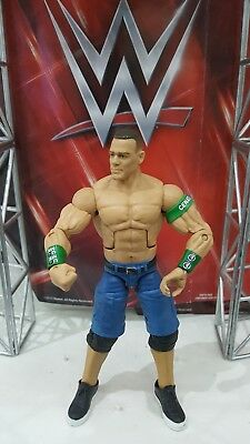 Wwe Mattel Series Elite John Cena Battle Pack Wrestling Figure Batman