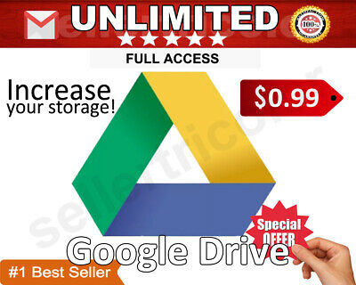 UNLIMITED GOOGLE Team DRIVE FOR YOUR EXISTING ACCOUNT BUY 1 WIN 2 FREE