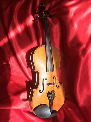 Antique Quality Luthier Made Full Size 4/4 Violin, ready to play.