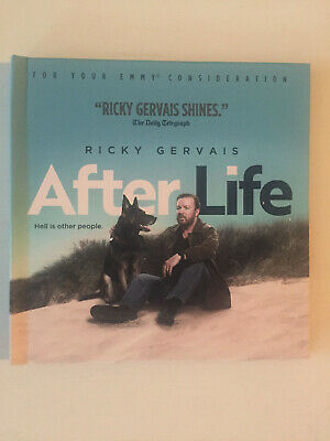 Netflix After Life Ricky Gervais 2019 Emmy Fyc Season 1 New Never Viewed