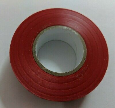 Red Electrical Pvc Insulation Insulating Tape Flame Retardant Rolls SWA.