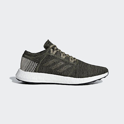 df592768c5115 Adidas Pureboost Go  AH2325  Men Running Shoes Base Green Trace Cargo