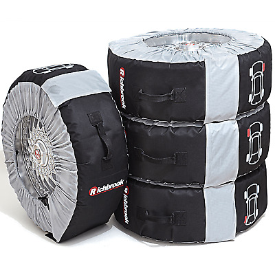 "Alloy Wheels Storage Bags Standard Size fits 14"" to 18"" wheels Complete Set of 4"