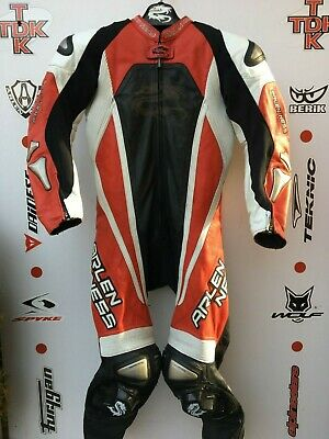Arlen Ness Magnesium One Piece Race with hump uk 44 euro 54
