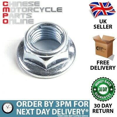 Rear Swinging Arm Spindle Nut for XF125R (SASN013)