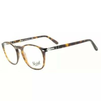 45d19ff430da6 PERSOL 3007-V 24 50mm Eyewear FRAMES Glasses RX Optical Eyeglasses New -  Italy