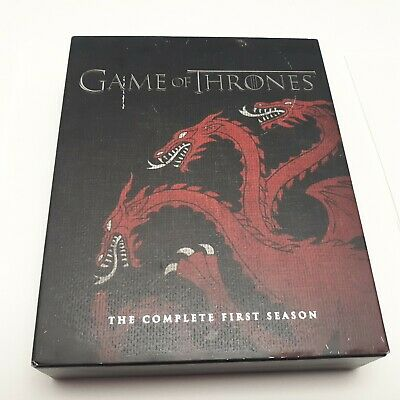 Game Of Thrones - Season 1 Blu-ray - Best Buy Sigil - House Targaryen - OOP
