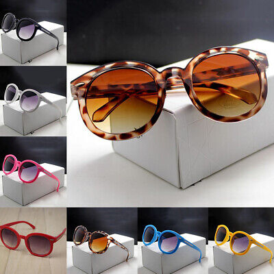 Retro Sunglasses Children Boys Girl Chic Glasses UV 400 Round Sunglasses Eyewear