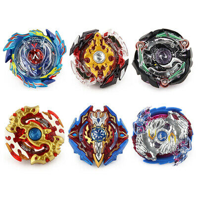 Hot Burst Beyblade Spinning Starter Top Fight Toy-Beyblade without Launcher Gift