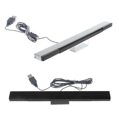 Wired Remote Sensor Bar Infrared Ray Inductor For Wii Controller