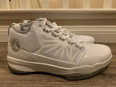 size 40 1c076 616ed Nike Air Jordan CP3 IV 4 Chris Paul 428821-104 Men s Size US 11 White