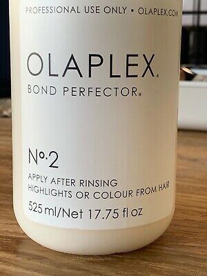 OLAPLEX NO 2 Bond Perfector Pro 525ml New Sealed and Genuine Olaplex no2 #2