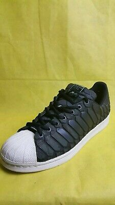 competitive price fa366 0abc5 Adidas Superstar Xeno 3M Reflective Snakeskin Shoes Men s (Size  12)