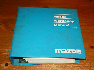 1995 mazda mx5 miata workshop service shop repair manual with wiring diagram