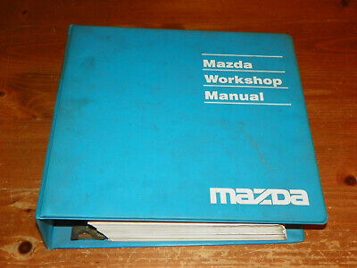 1991 mazda mx 5 miata service shop repair manual 164 00 picclick 1995 mazda mx5 miata workshop service shop repair manual wiring diagram