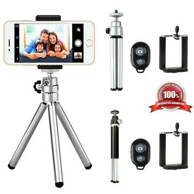 Mini Camera Tripod Stand Holder Mount for iPhone Samsung Cell Phone Professional