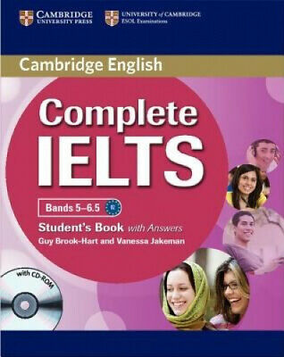 Complete IELTS Bands 5-6.5 Students Pack Student's Pack (Student's Book with