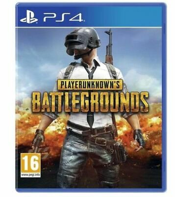Playerunknown's Battlegrounds Ps4 Videogioco Pugb Italiano Gioco Play Station 4