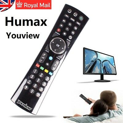 Genuine Humax Youview Remote Control RM-I03U For DTR-T2000 DTR-T1000 DTR-T1010