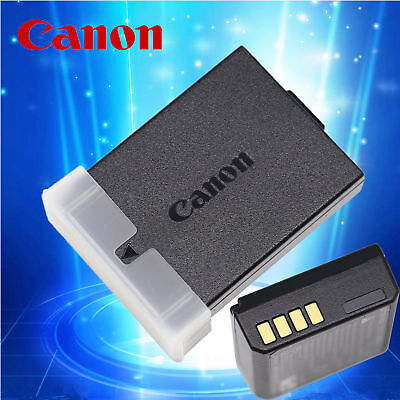 Genuine Original Canon LP-E10 Battery for EOS 1100D 1200D 1300D Rebel T3 LC-E10