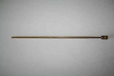Single Westminster Chime Gong Rod  178mm Vintage/Antique Clocks repairs/parts