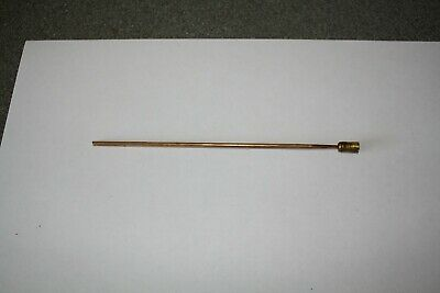Single Westminster Chime Gong Rod  160mm Vintage/Antique Clocks repairs/parts