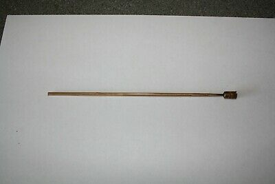 Single Westminster Chime Gong Rod  168mm Vintage/Antique Clocks repairs/parts