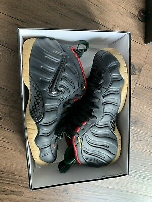 094244d18d2db Nike Air Foamposite Pro Gum Gorge Green Black Size 10.5 Mens Basketball  Shoes