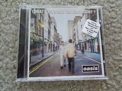 Oasis What's the Story Morning Glory? CD music