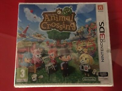 jeu 3ds animal crossing new leaf