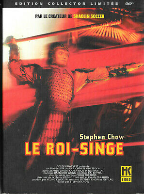 Le Roi-Singe - Stephen Chow - Dvd Edition Collector Limitée - Comme neuf
