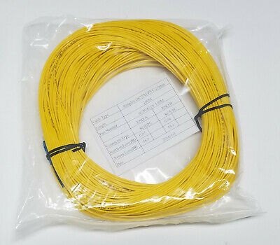 SC/UPC-SC/UPC Fiber Optic OTDR Launch Cable 100 meters SM 1310/1550nm Singlemode