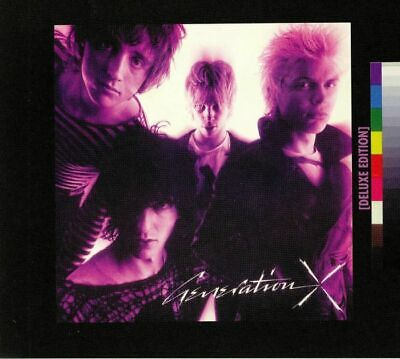 GENERATION X - Generation X: Deluxe Edition - CD (2xCD)