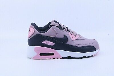quality design 7aa51 b4637 Nike Kids Air Max 90 LTR (PS) Pink 833377-602
