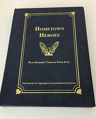 Hometown Heroes Sappington Concord St. Louis Missouri War Stories Signed