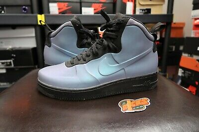 outlet store 203d2 9a105 Nike Air Force 1 Foamposite Medium Blue size 8.5 AF1 Vintage VTG OG Retro