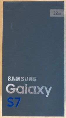 New Samsung Galaxy S7 32GB SM-G930A AT&T Cricket GSM Smartphone Multi Colors