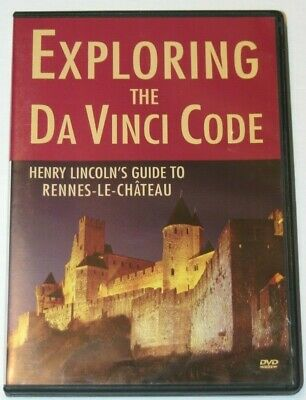 Exploring the Da Vinci Code DVD.  Henry Lincoln's Guide To Rennes-Le-Chateau.