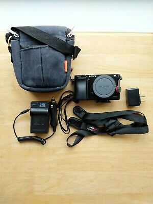 Sony Alpha A6000 with extras (Great Condition!)