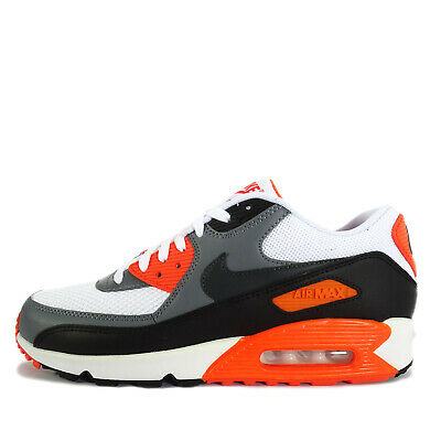 95a5d3ffe5 NIKE AIR MAX 90 Essential. Men's Size 8 Sneakers. White/Cool Grey ...