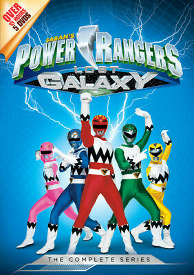 Power Rangers: Lost Galaxy Complete Series (DVD Used Very Good)