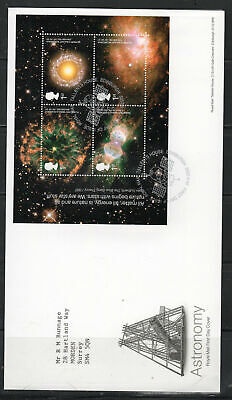 2002 Great Britain Stamps Fdc Cover First Day Issue Astronomy Lot 5931