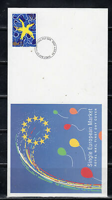 1992 Great Britain Stamps Fdc Cover First Day Issue Used  Lot  5756