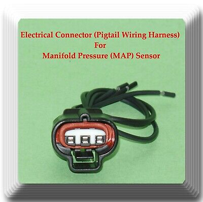 ELECTRICAL CONNECTOR OF Manifold Pressure (MAP) Sensor AS101