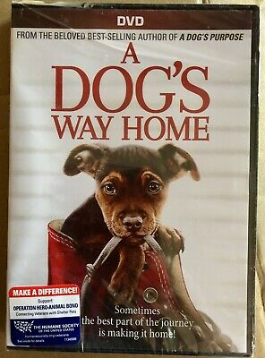 A Dogs Way Home DVD *SALE*