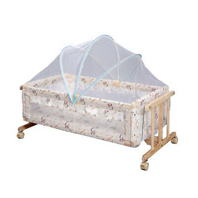 Baby Foldable Summer Baby Arched Mosquitos Portable Nets For Infant Baby Cradle