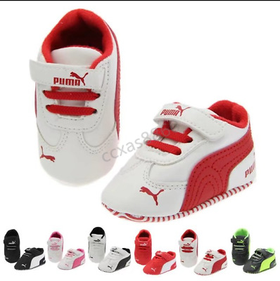 11Color Cute Baby Boy/Girl Shoes Soft Sole Crib Toddler Shoes for 0-18month Baby