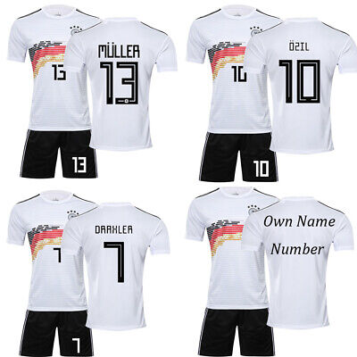 2020 Football OZIL Kits Soccer Short Sleeve Jersey Strips Kids Training Outfits