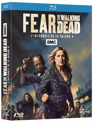 Fear The Walking Dead - Integrale Stagione 4 (Blu Ray)