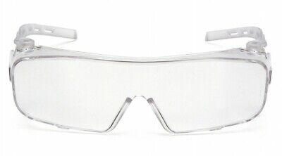 Pyramex CAPPTURE CE High Quality Over-specs/ Visitor Safety Glasses